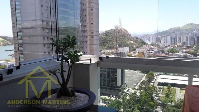 Apartamento à venda com 3 dormitórios em Enseada do suá, Vitória cod:7259 - Foto 2
