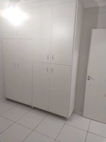 Apartamento Residencial Triunfo 61 m² completo com armários - Foto 3