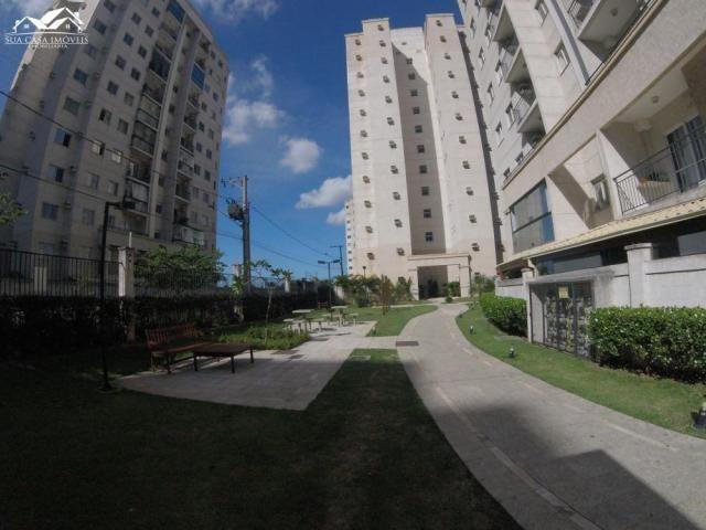 Apartamento à venda com 3 dormitórios em Morada de laranjeiras, Serra cod:AP221GI - Foto 18