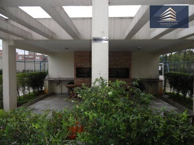 Aceita Troca!! Apto 93 m² c/ Varanda Gourmet, Centro/Bosque Maia, Guarulhos. - Foto 16