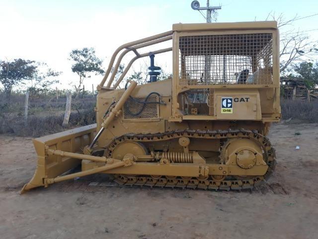 Trator D4E Caterpillar