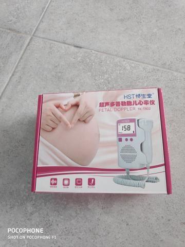 Monitor de frequência cardíaca fetal - Foto 3