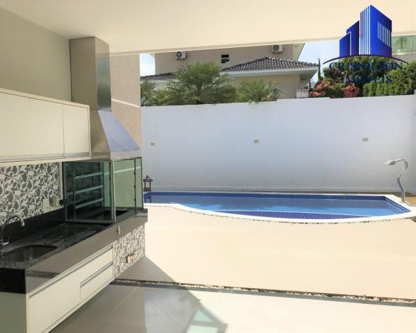 Casa à venda alphaville litoral norte i, r$ 1.400.000,00, excelente, 4 suítes, piscina nov - Foto 2