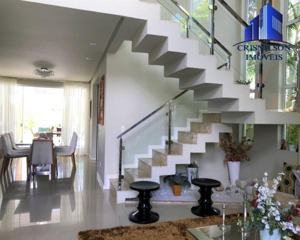 Casa à venda alphaville salvador i, excelente, r$ 2.500.000,00, piscina, espaço gourmet, 4 - Foto 13