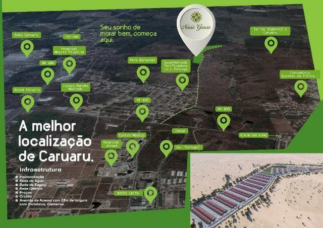 Casa com Sinal de 5 mil - Mensais a partir de 359 reais e descontos que chegam a 31 mil - Foto 8