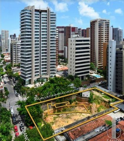 Edifício Savoy, apartamento com 4 suítes, 330m², 5 vagas, lazer completo, Meireles - Foto 5