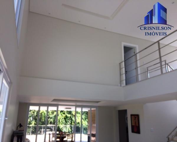 CASA À VENDA EM ALPHAVILLE I SALVADOR, R$ 2.900.000,00, NOVA, ESPAÇO GOURMET, 600 M² CONST - Foto 16