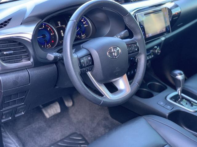 Toyota Hilux Srx 2016 36000 km - Foto 12