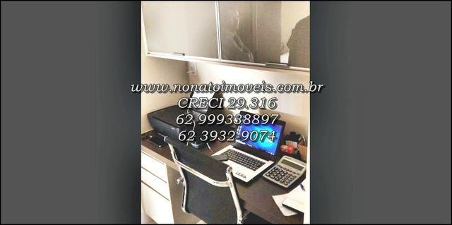 179m² no Setor Marista em Goiania ! Com 3 Suites plenas - Foto 7