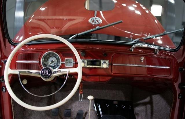 Especialistas em restauração de VW