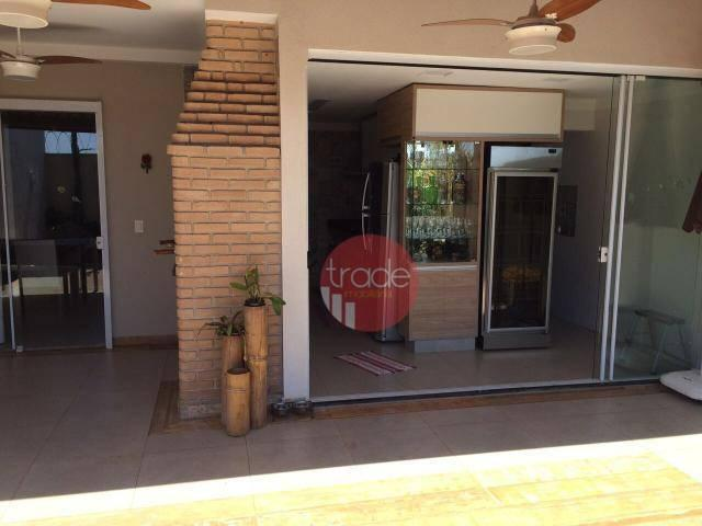 Casa residencial à venda, vila do golf, ribeirão preto - ca1671. - Foto 4