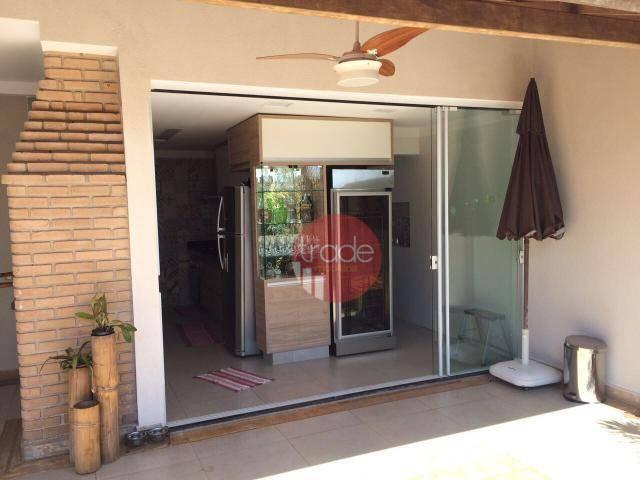Casa residencial à venda, vila do golf, ribeirão preto - ca1671. - Foto 2