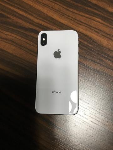 IPhone X branco de 256gb - Foto 2