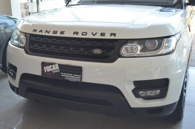 Range Rover Sport HSE 3.0 Diesel - Top - Teto Panorâmico - Foto 18