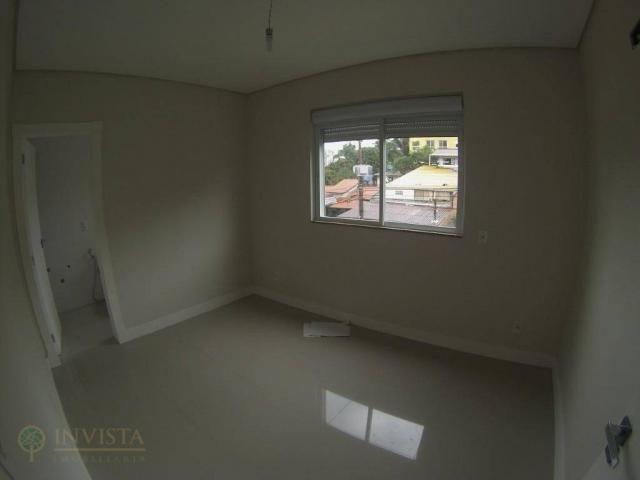 Apartamento novo 3 dormit 3 suítes sacada com churrasqueira - Foto 8