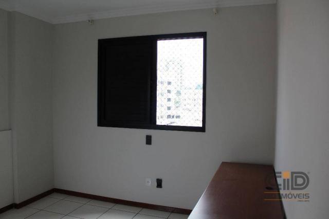 Apartamento com 3 dormitórios para alugar, 223 m² por r$ 3.500,00/mês - bosque da saúde -  - Foto 14