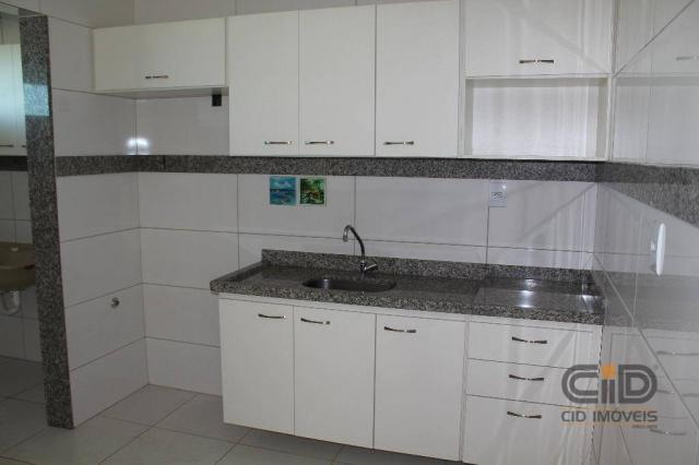 Apartamento residencial para locação, residencial jk, cuiabá. - Foto 7