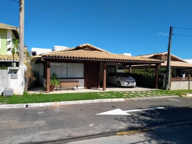 Casa Térrea 3/4 + Home, no Condomínio Veredas Piatã