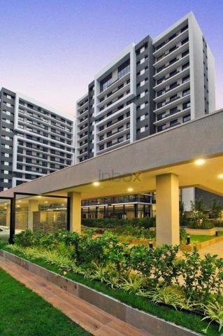 Ótimo apartamento de 1 dormitório para alugar, 42 m² por R$ 1.800/mês - Central Parque - P - Foto 14