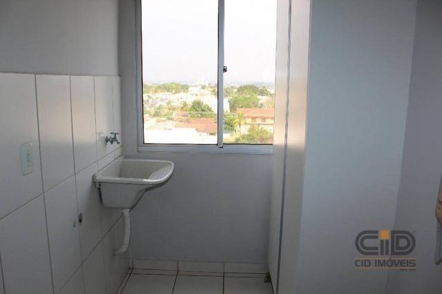 Apartamento duplex com 3 dormitórios para alugar, 108 m² por r$ 1.800/mês - goiabeiras - c - Foto 6