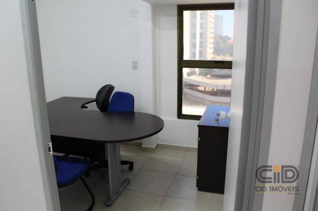 Sala para alugar, 53 m² por r$ 2.000,00/mês - jardim aclimação - cuiabá/mt - Foto 7