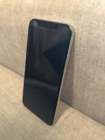 IPhone X branco de 256gb - Foto 3