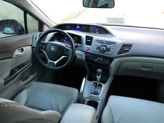 Honda Civc 2014 LXR 2.0 Automático - Foto 4