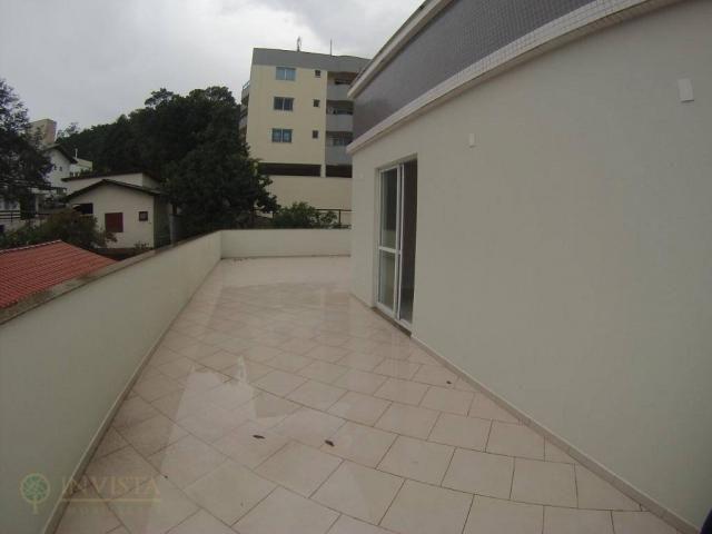 Cobertura 3 dormit 1 suite amplo terraço com churrasqueira - Foto 14