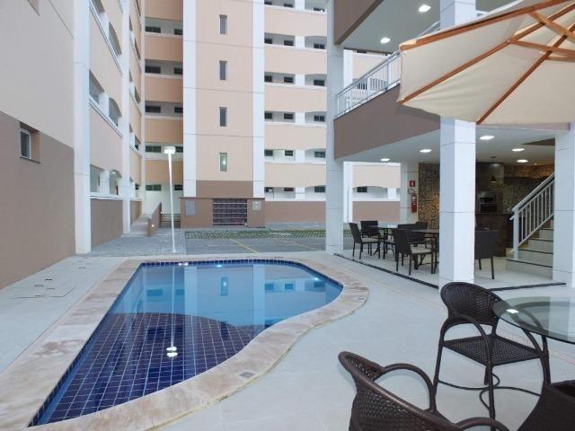 AP0276 - Apartamentos com elevador e lazer completo próximo ao Castelão - Foto 17