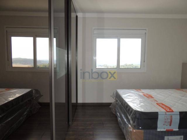 Inbox aluga - excelente apartamento de 2 dorm** suíte mobiliado na cidade alta - Foto 13