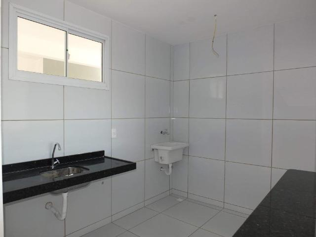 AP0276 - Apartamentos com elevador e lazer completo próximo ao Castelão - Foto 3