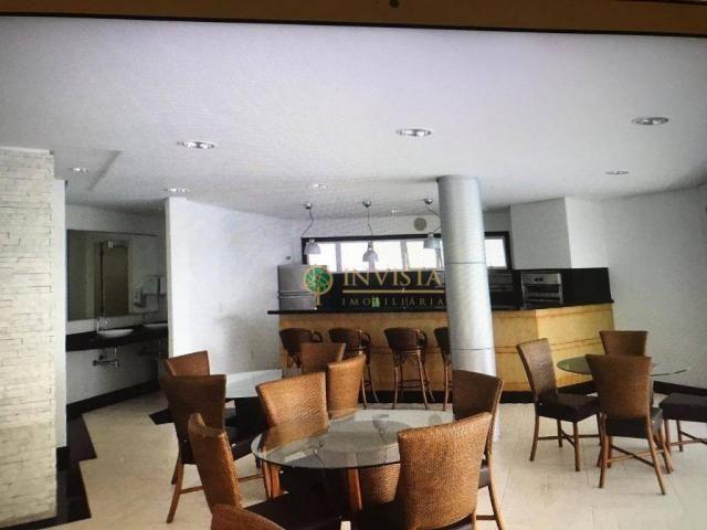 Amplo apartamento de 3 dormitórios sendo 2 suítes no Jurerê Internacional - Foto 18