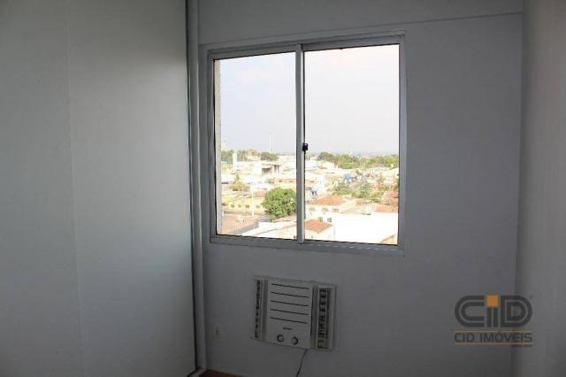 Apartamento duplex com 3 dormitórios para alugar, 108 m² por r$ 1.800/mês - goiabeiras - c - Foto 7