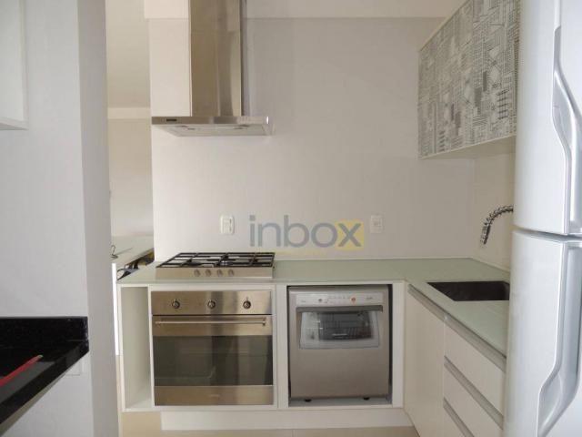 Inbox aluga - excelente apartamento de 2 dorm** suíte mobiliado na cidade alta - Foto 7