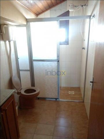 Inbox vende: excelente casa de 300 m², muito bem localizada no bairro são roque; - Foto 19