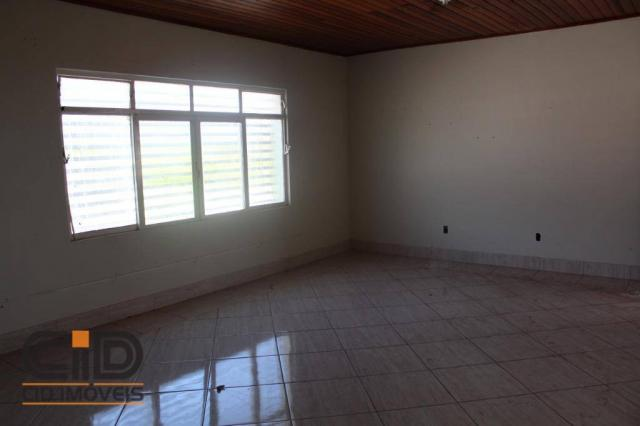 Sobrado comercial para alugar, 450 m² por r$ 4.000/mês - centro norte - cuiabá/mt - Foto 12