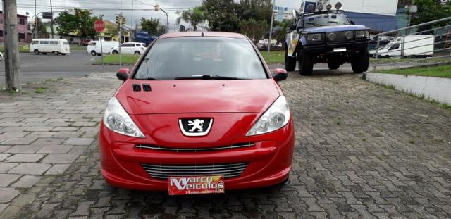Peugeot 207 xr 1.4 ano 2011 completo