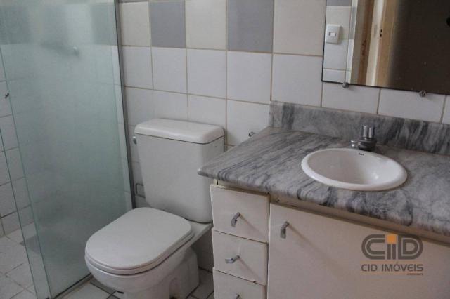 Sobrado com 3 dormitórios para alugar, 100 m² por r$ 1.400,00/mês - jardim kennedy - cuiab - Foto 11