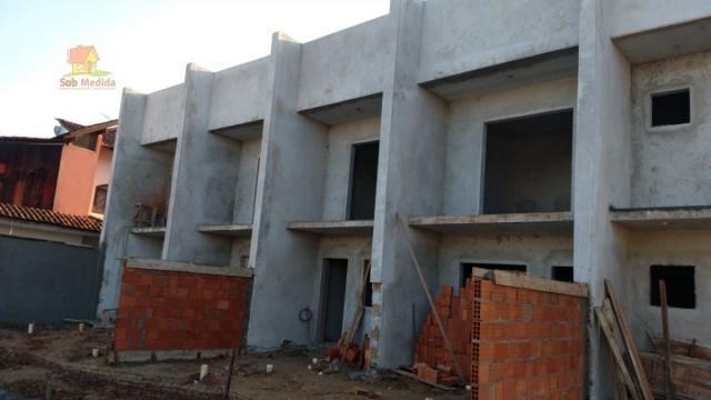 Casa à venda com 2 dormitórios em Aventureiro, Joinville cod:228 - Foto 2