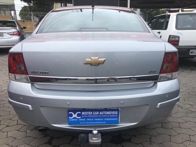 Chevrolet vectra 2010 Elegamce 8v completo - Foto 5