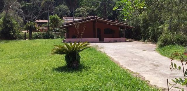 Casa em condomínio 125m², 02 dorms, com nascente e terreno com 2000 m² - Foto 3