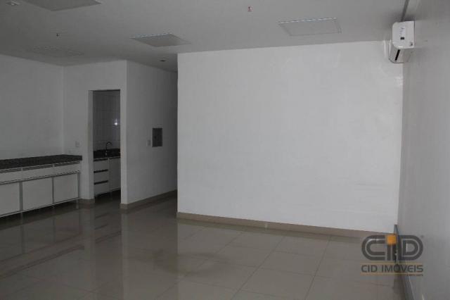 Sala para alugar, 120 m² por r$ 5.000,00/mês - jardim aclimação - cuiabá/mt - Foto 18