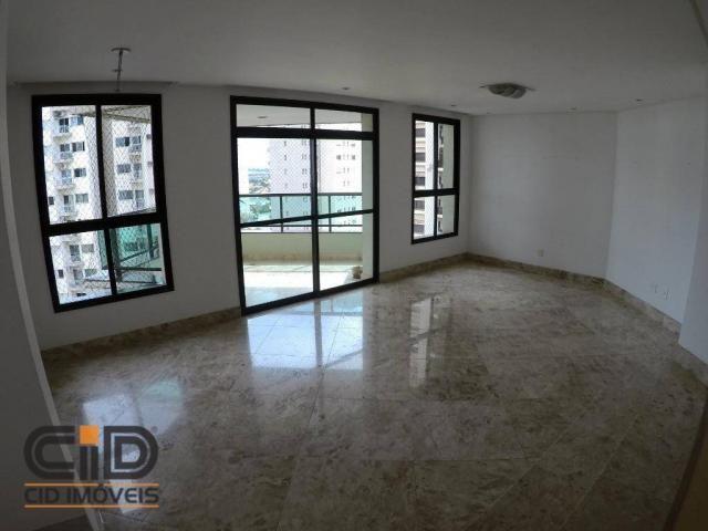 Apartamento para alugar, 260 m² por r$ 3.000,00/mês - duque de caxias i - cuiabá/mt - Foto 2