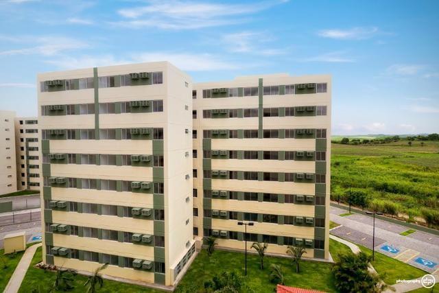 Aluguel Apartamento Condomínio Muro Alto - Reserva Ipojuca - Foto 3