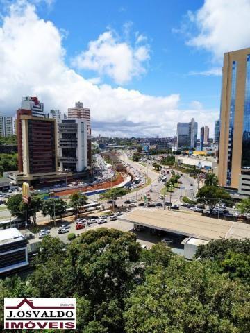 Apartamento para alugar com 1 dormitórios em Itaigara, Salvador cod:AP00095 - Foto 6