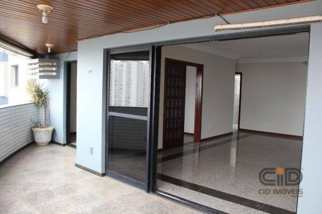 Apartamento com 3 dormitórios para alugar, 223 m² por r$ 3.500,00/mês - bosque da saúde -  - Foto 5