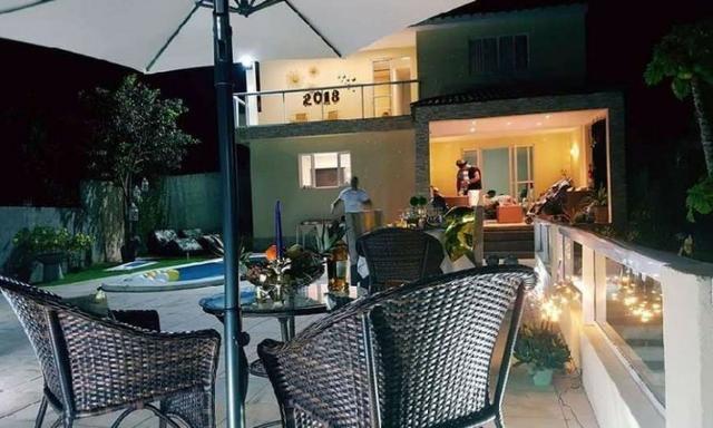 Siqueira Vende: Casa Mobiliada em Gaibu com 3 quartos com Piscina e Vista pro Mar - Foto 11