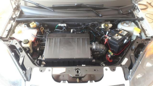 Ford Fiesta 4 portas FLEX ano 2008/2009 - Foto 14