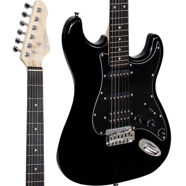 Guitarras com caixa - Foto 4