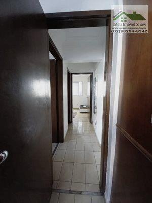 Apartamento belo com 3 qts e com armarios ate na sacada - Foto 18